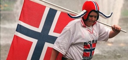 Norsksupporter
